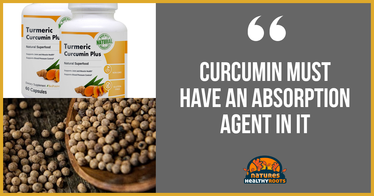 curcumin with black pepper